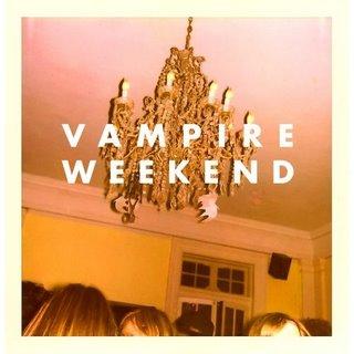 Vampire Weekend CD cover